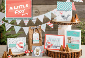 #A Little Foxy #Stampin'Up!