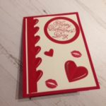 #ValentinesDay #SealedwithLove #Stampin' Up!