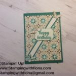 #emeraldenvy #stampin'up!