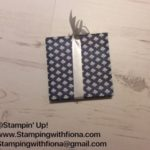 #nightofnavy #minialbum #stampin'up!