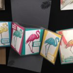 #flamingoes #Stampin' Up!